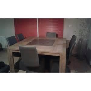 table salle a conforama achat et vente neuf d