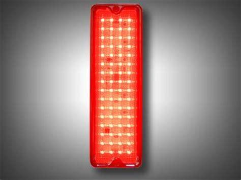 chevy truck led tail light panels  design