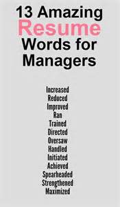 Best Resume Phrases by Great Words To Use On Your Resume Things To Try Pinterest