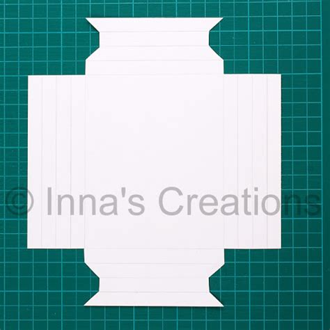 How To Make Paper Picture Frames - inna s creations how to make a simple paper frame