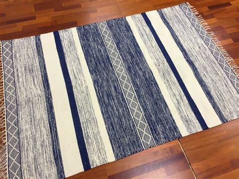 blue rag rug rag rugs blue rag rugs