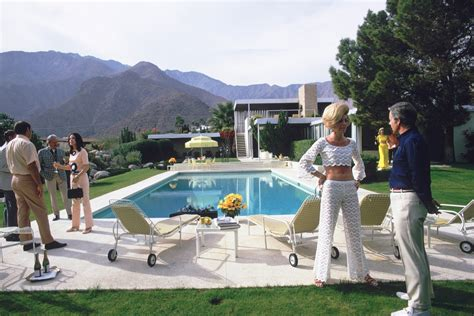 Marilyn Monroe S House by Slim Aarons Quot A Wonderful Time Quot Asx