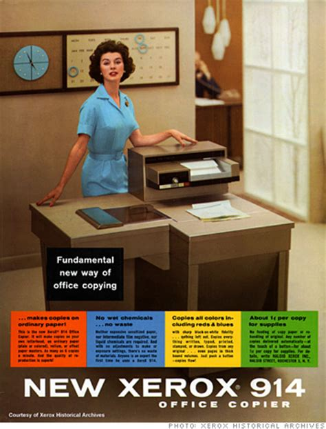 Office Mate by Xerox Nostalgia Office Mate 1 Fortune