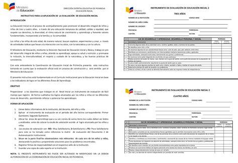Ineval Evaluacion Docente 2016 | evaluacion docente 2016 ineval ecuador evaluacion docente
