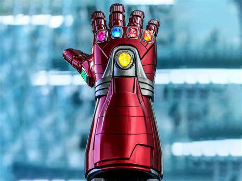 avengers endgame nano gauntlet replica hot toys lms