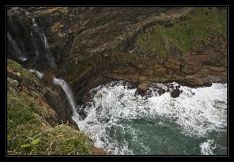 waterfall bluff, transkei, eastern cape, south africa