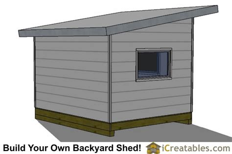Concrete Block Shed Designs by 10x12 Studio Shed Plans S3 10x12 Office Shed Plans