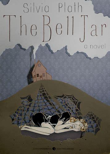 Bel Kantor the bell jar book cover kantor flickr