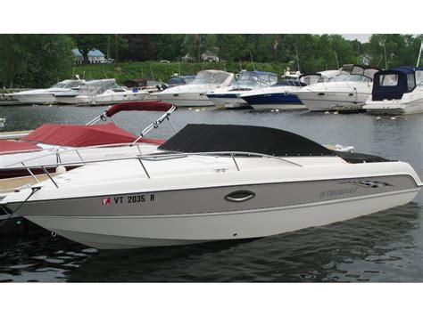 stingray boats craigslist 2006 stingray 220cs powerboat for sale in vermont