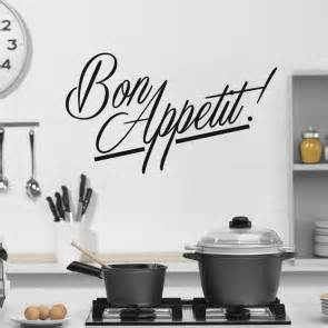 Stickers For Kitchen Walls appetite food quotes amp slogans wall stickers kitchen decor art decals