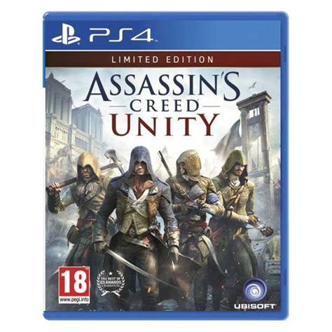 Assassin S Creed Unity Limited Edition Ps4 Region All assassin s creed unity limited edition ps4