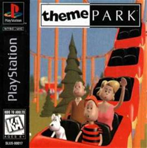 theme park ps3 theme park playstation ign
