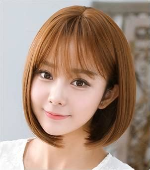 Wig Rambut Palsu Medium Bob korean hair wig n21 rambut pal end 8 9 2018 11 17 am