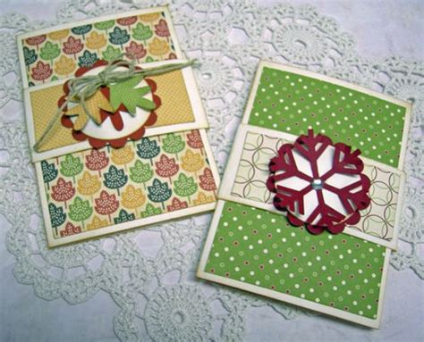 Paper Source Gift Card - paper crafts gift card holders