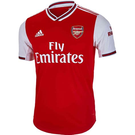 adidas arsenal home authentic jersey soccerpro
