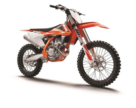 ktm motocross bikes dirt bike magazine ktm official release 2018 motocross