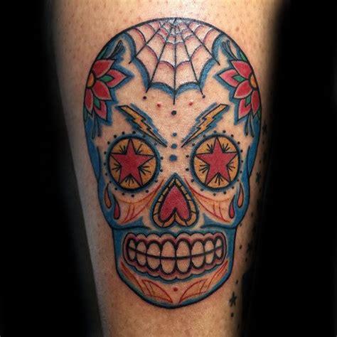 sugar skull tattoo for men 50 sugar skull ideas for