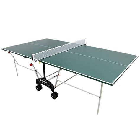 Outdoor Table Tennis Table by Kettler Classic Pro Outdoor Table Tennis Table Sweatband