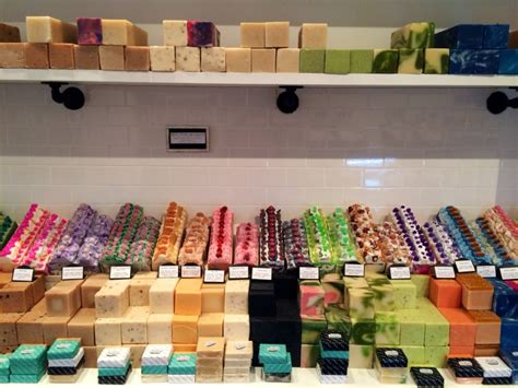 Handmade Stores - organic cosmetics stores in soap cheri 233 and more