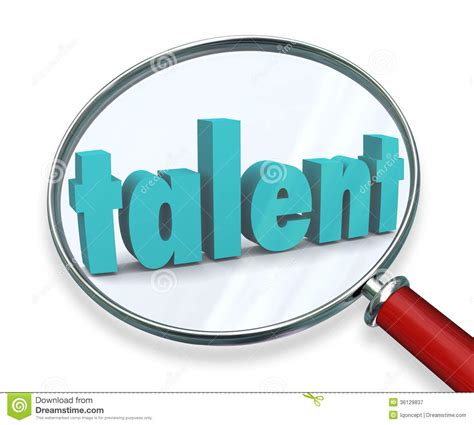 Free Talent Search Talent Search Looking For Unique Special Skilled Royalty Free Stock Photography