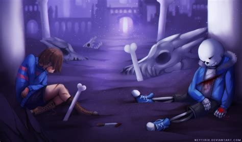 undertale fan no its not your fault undertale fanart by neytirix on