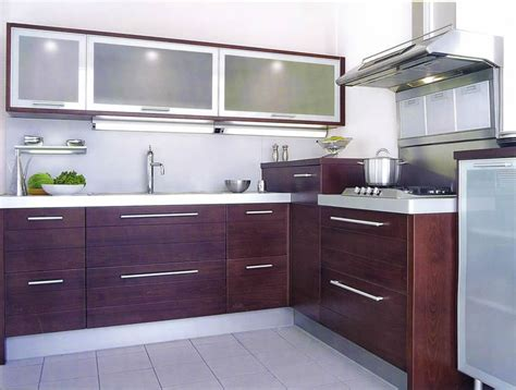 Interior Kitchen Cabinets Houses Purple Modern Interior Designs Kitchen