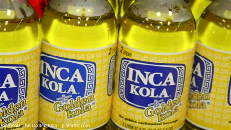 inca kola a travellers inca kola on peruvian travel trends