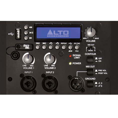 Speaker Mp3 Player Ty 08 alto truesonic ts115a vibe aktiv pa h 246 gtalare p 229