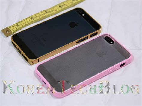 Bumper Crossline Iphone 5 5s dsc 3165lev640alg korea tech