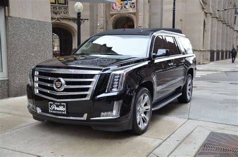 2019 Cadillac Escalade 2019 cadillac escalade review price cabin design