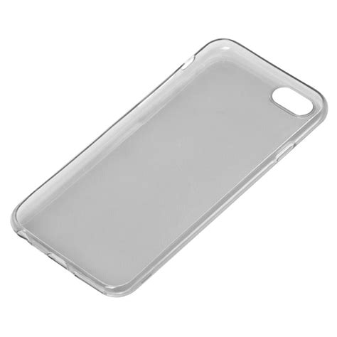 Iphone X Clear Silicone Ultra Thin Electroplating Soft Tpu ultra thin clear plating soft tpu cover protector for iphone 6 6s 7 ebay