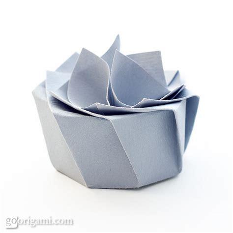 Origami Secret Box - s secret tato box origami