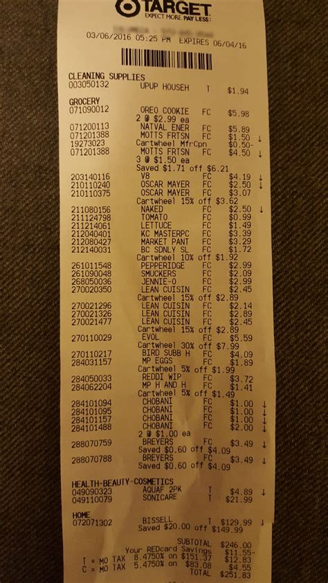 grocery receipt template grocery receipt related keywords grocery receipt
