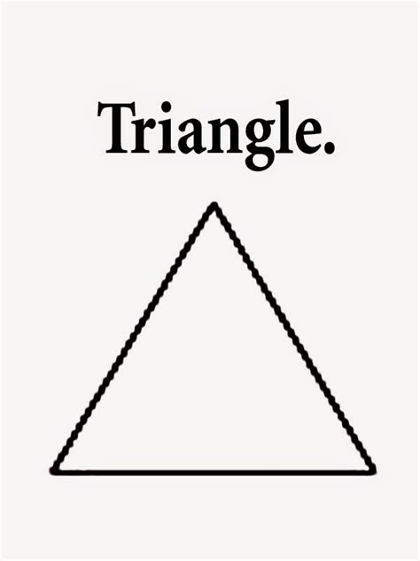 triangle printable worksheets for preschoolers free coloring pages printable pictures to color kids