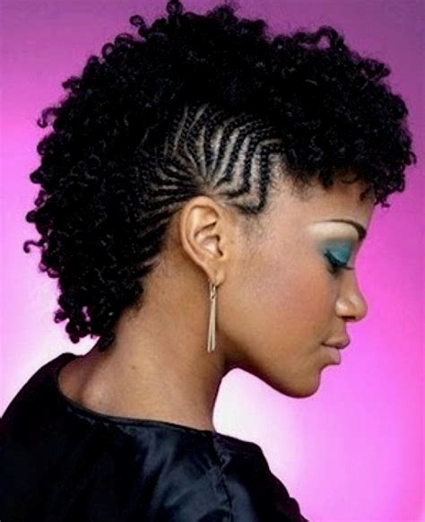 Cornrow Hairstyles by How You Can Attend Mohawk Cornrow Hairstyles With Minimal