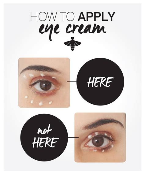 how to apply eye musely