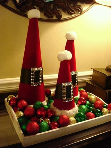 ways to decorate a santa hat top 10 creative diy room decorations for top inspired