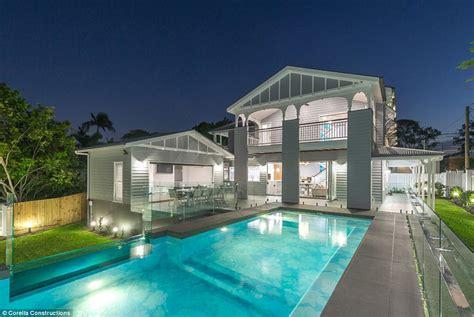 house renovation brisbane brisbane home wins australia s best luxury renovation daily mail online