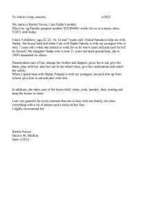 Caregiver Cover Letter by Best Caregiver Cover Letter Exles Livecareer Caregiver