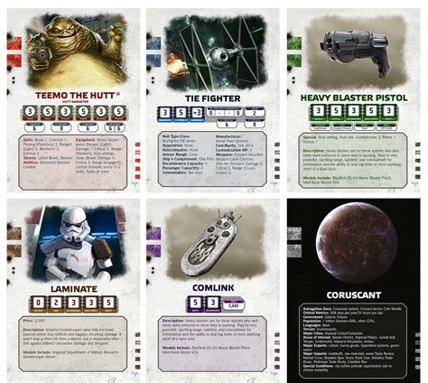 the dearth presents npc vehicles and starships custom