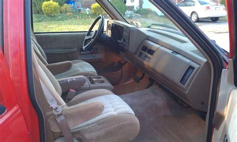 1994 Suburban Interior by 1994 Chevrolet Suburban Interior Pictures Cargurus