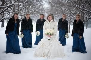 Classy wedding winter of wedding ideas winter wedding bridesmaid