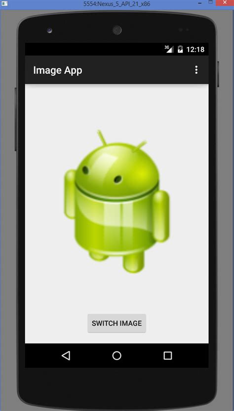 tutorial android imageview programmingknowledge android tutorial for beginners 17