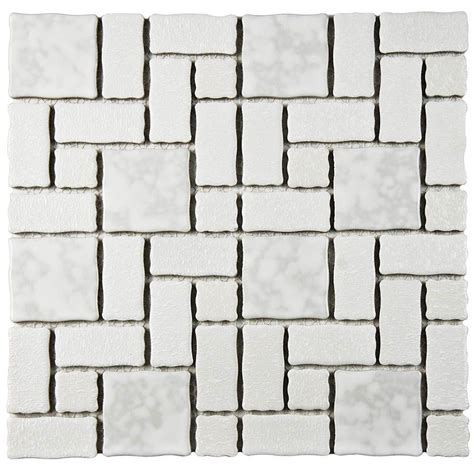 merola tile academy white 11 3 4 in x 11 3 4 in x 5 mm