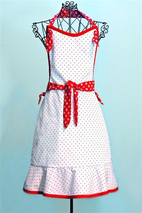 pattern apron vintage vintage style apron pattern and directions my love for