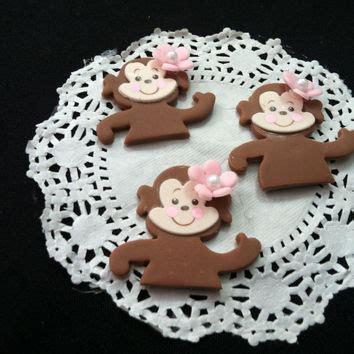 Pink Monkey Baby Shower Decorations by Best Jungle Baby Shower Decorations Products On Wanelo