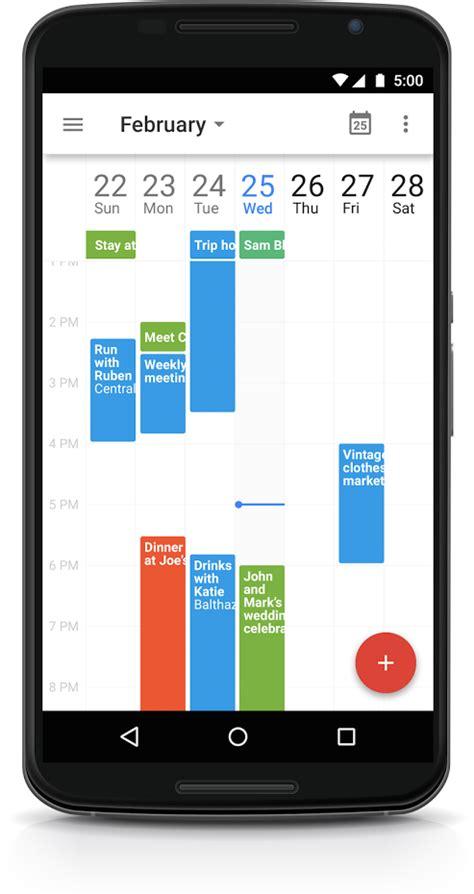Calendar Update Link Calendar Update Brings A 7 Day Week View