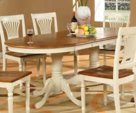pedestal kitchen table set oval dining table set wood duck press