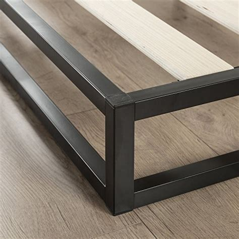 low profile bed foundation modern studio 6 inch platforma low profile bed frame mattress foundation no boxspring