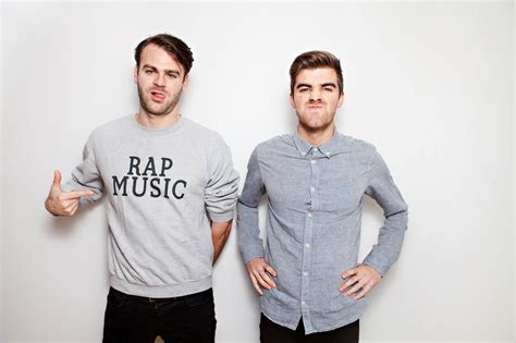 biography of the chainsmokers the chainsmokers announce winner of kanye remix competition